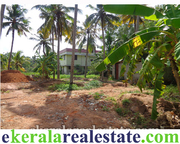 Land plots sale at Manacaud Muttathara Trivandrum