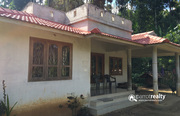 2.36acre land  with house for sale near Ambalavayal  at 48lakh