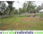 sreekaryam land trivandrum sale