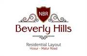 Smart Investment,  Buy 1500 Sq.Ft Villa Plot in NBR Beverly Hills near