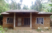 27 cent land with incomplete house for sale in kalluvayal