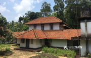 Traditional house with 1.50 acre land for sale in Poothadi.wayanad