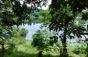 98 cent water frontage land for sale in Karapuzha.