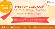 Win a gold Coin purchase any type of property from us.