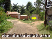 Attingal  river frontage land for sale