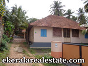 Vazhuthacaud Vellayambalam 6 cent land and old house for sale