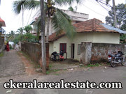 Ambalamukku 4 cents land and old house for sale