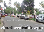 Thekkumoodu Pattomroad frontage land for sale