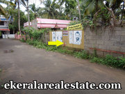 Manacaud Muttathara  land plot for sale