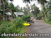 Powdikonam Sreekariyam  11 cents residential land for sale