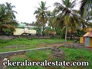 Thittamangalam Vattiyoorkavu  22 cents land plot for sale