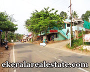 Pathamkallu Nedumangad 13 cents residential land plot for sale
