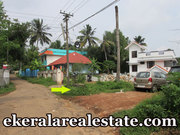 4 lakh per cent land plot for sale at Santhivila Vellayani Trivandrum