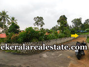 Residential house plot sale  9cents at Malayinkeezhu Trivandrum