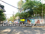 Thycaud Trivandrum 6 cents corner commercial  plot  for sale