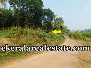 Nedumangad Trivandrum 50 cents water frontage land for sale