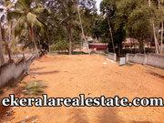 Land plot 22 cents sale at  Technopark Trivandrum