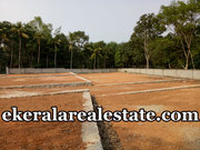 5 cents villa plot sale at Pothencode Sreekariyam Trivandrum