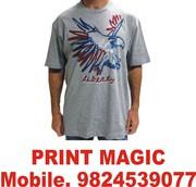 t-shirt, mug, mouse pad,  cap printing services in ahmedabad M.9824539077