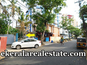 Kunnukuzhy 24 cents house land for sale