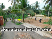 Vattiyoorkavu Trivandrum residential plot 5 cents for sale