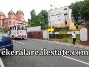 7 cents house plot sale at PMG Palayam Trivandrum