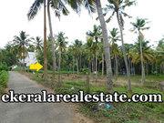 Low budget house plot sale at Vazhimukku Balaramapuram