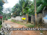 8.5 cents Plot for Sale at  Mannanthala