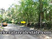 Road Frontage  Plot for Sale near Kattakada